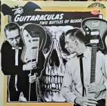 "LP - ✺✺ THE GUITARACULAS ✺✺ "" Two Bottles Of Blood "" (Guitar Surf Rock'n'Roll)"